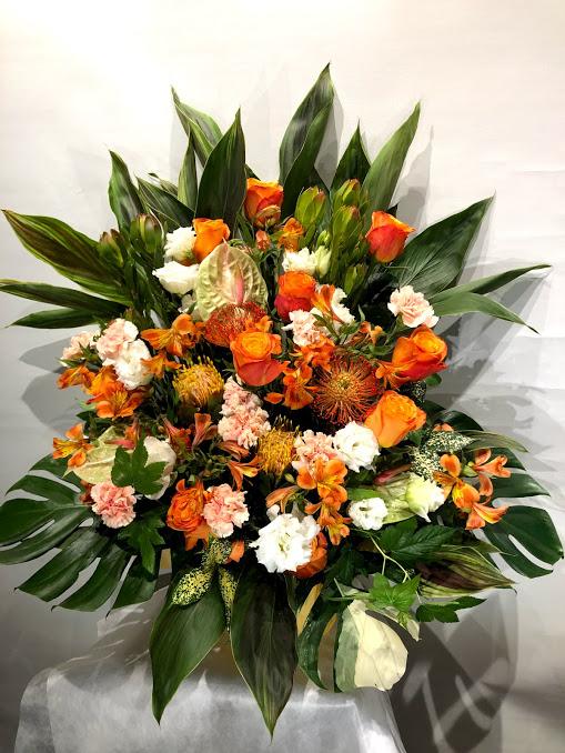 アレンジ花